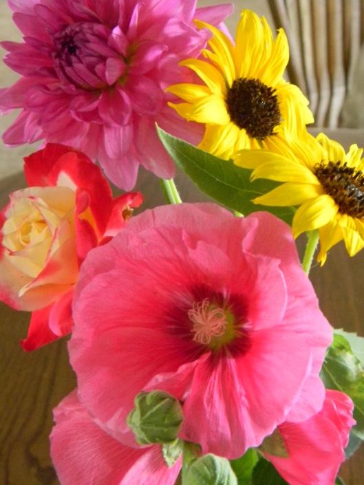 hodge-podge bouquet