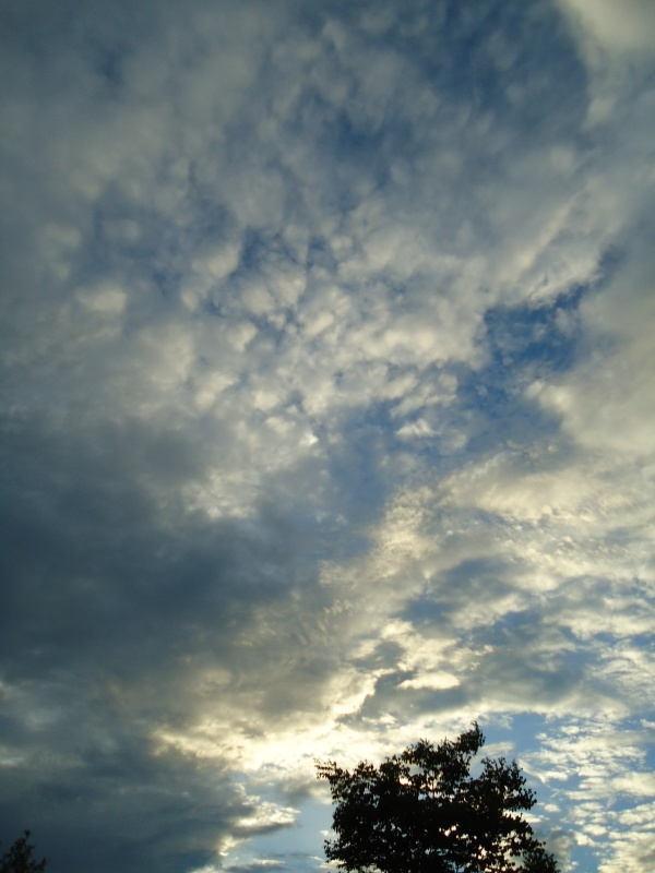Sunday morning sky